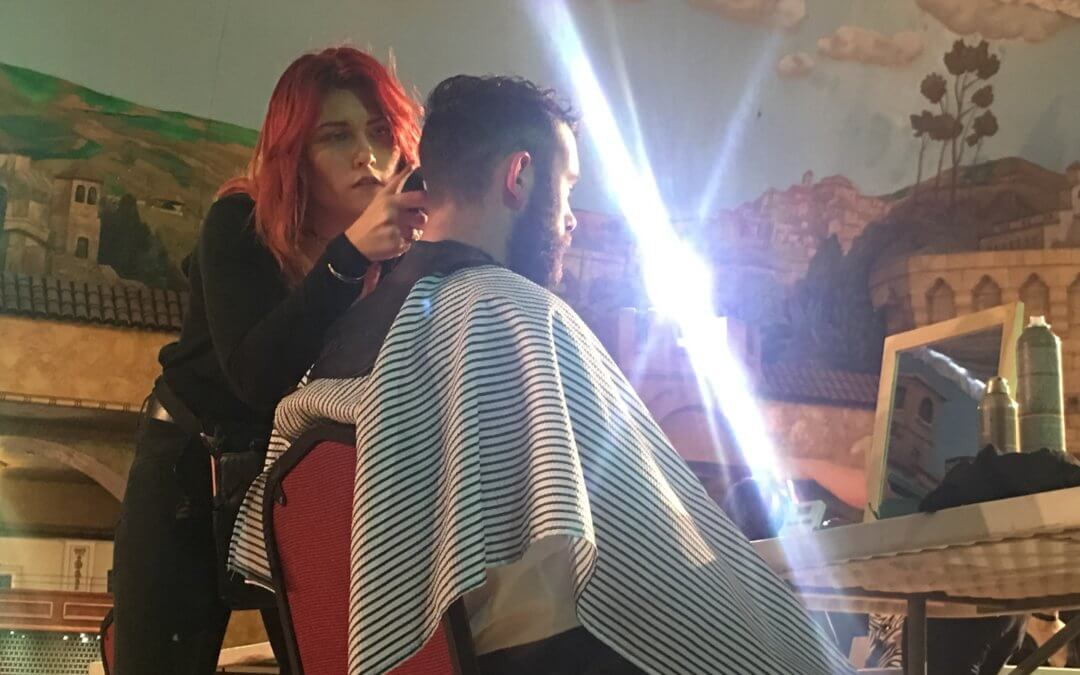 Do you have what it takes to be a hairdressing champion?